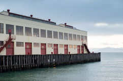 Fort Mason building Royalty Free Stock Photo