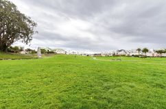 Fort Mason Great Meadow, San Francisco Royalty Free Stock Photos