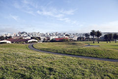 Fort Mason National Historic Park - San Francisco Stock Photos