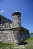 Fort Matanzas Stock Photo