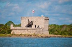 Fort Matanzas Images libres de droits