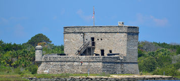 Fort Matanzas Royalty Free Stock Photo