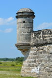 Fort Matanzas in St. Augustine Stock Image
