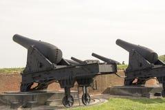 Fort McHenry Royalty-vrije Stock Afbeeldingen