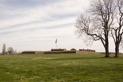 Fort McHenry Stock Image