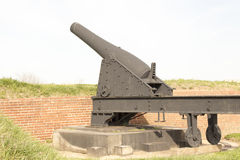 Fort McHenry. National Monument War of 1812 Royalty Free Stock Image