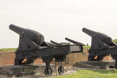 Fort McHenry. National Monument War of 1812 Royalty Free Stock Images