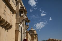 Fort mehrangarh Stock Photography