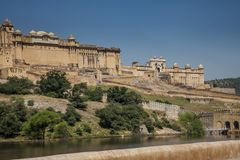 Fort mehrangarh Royalty Free Stock Photography