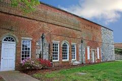 Fort Monroe, Вирджиния стоковая фотография