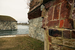 Fort Monroe Royalty Free Stock Photo