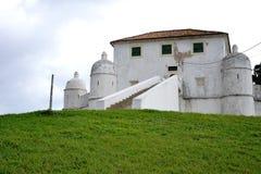 Fort Mont Serrat in Salvador, Brazil. Fort Mont Serrat, Salvador-Bahia, was military construction of the Brazilian colonial period Stock Photos