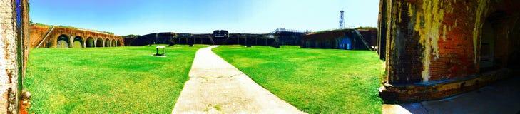 Fort Morgan Royaltyfri Bild