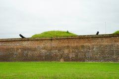 Fort Moultrie in Charleston, South Carolina Stockfotografie