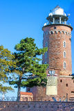Fort Muende in Poland Stock Image