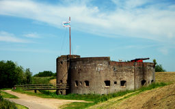 Fort Muiden Stock Afbeelding