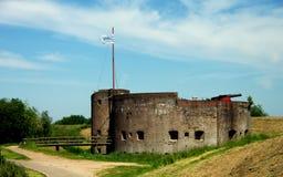 Fort Muiden Stock Image