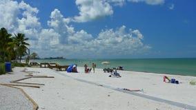 Fort Myers Beach FL 4k lager videofilmer
