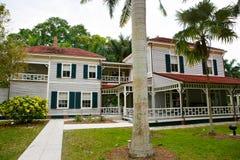 FORT MYERS FL-APRIL 15 2016: Fort Myers Florida, Thomas Edison Arkivfoton