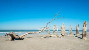 fort Myers plaży Fotografia Stock