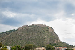 Fort of Nafplio Royalty Free Stock Images