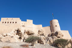 fort nakhal Oman Fotografia Stock