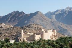 fort nakhal Oman Zdjęcia Stock