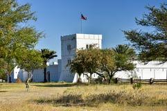 Fort Namutoni - Etosha, Namibia Royalty Free Stock Photo