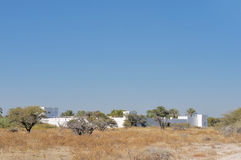 Fort Namutoni, Etosha National Park, Namibia Royalty Free Stock Photos