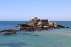 Fort National Saint-Malo Royalty Free Stock Photos