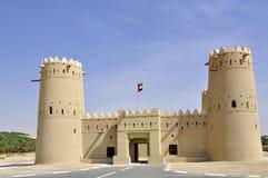Fort near Liwa Stock Photo