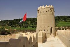 Fort near Liwa Stock Images