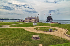 Fort Niagara im Detail Stockfotos