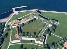 Fort Niezależność, Boston Obrazy Royalty Free