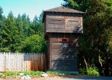 Fort Nisqually - Tacoma, Washington Stock Image