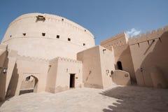 Fort of Nizwa, Oman. Nizwa, Oman, CIRCA September 2014: Nizwa fort, Sultanate of Oman royalty free stock photography
