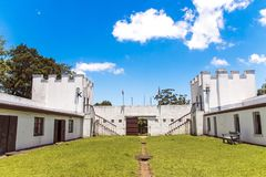 Fort Nongqayi National Monument Eshowe Zululand South Africa Royalty Free Stock Photos