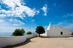 Fort of Nossa Senhora da Rocha royalty free stock photo