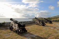 Fort Nuestra Senora de la Soledad Royalty Free Stock Photo