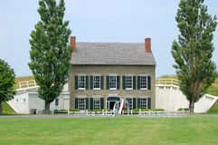 Fort Ontario, Meer Ontario, New York Stock Fotografie
