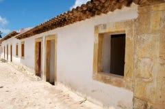 Fort orange Royalty Free Stock Images