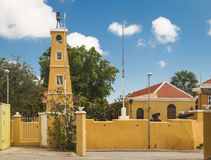 Fort Oranje, Bonaire Royalty-vrije Stock Foto