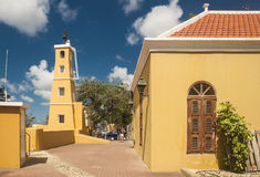 Fort Oranje, Bonaire Royalty Free Stock Images