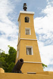Fort Oranje, Bonaire Royalty Free Stock Photo