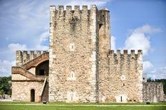 Fort Ozaleza, Santo Domingo stock fotografie