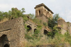 Old abandoned Fort Stock Photography