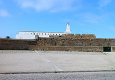 Fort of Peniche, Portugal Stock Photography