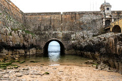 Fort of Peniche (Portugal) Royalty Free Stock Photography