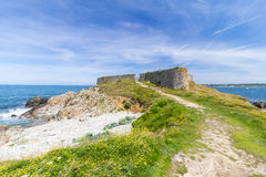 Fort Pezeries, Guernsey Stock Photo