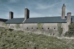 Fort. Phoenix Park, Dublin in Ireland Stock Photography